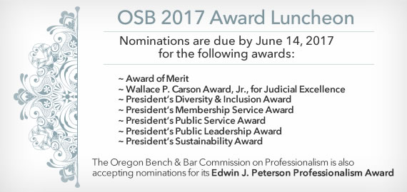 OSB Awards