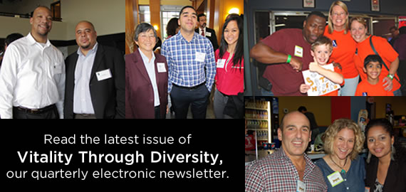 Vitality Through Diversity: Quarterly Electronic Newsletter