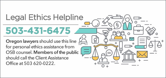 Ethics Helpline