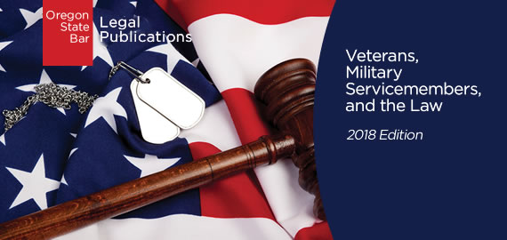 Veterans, Military Servicemembers, and the Law
