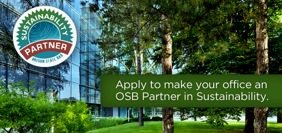 OSB Partner in Sustainability