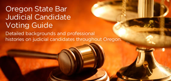 OSB Judicial Candidate Voting Guide