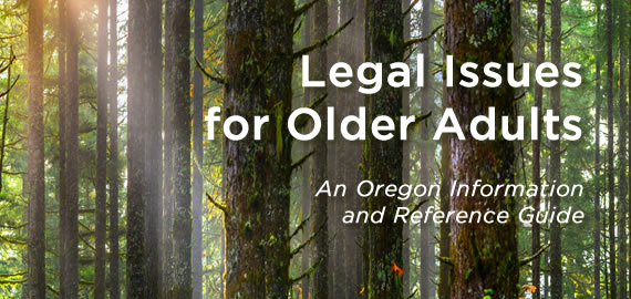 Legal Issues for Older Adults