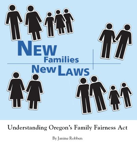 Oregon domestic partnership law heterosexual couples
